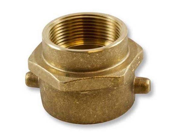 fire hose brass