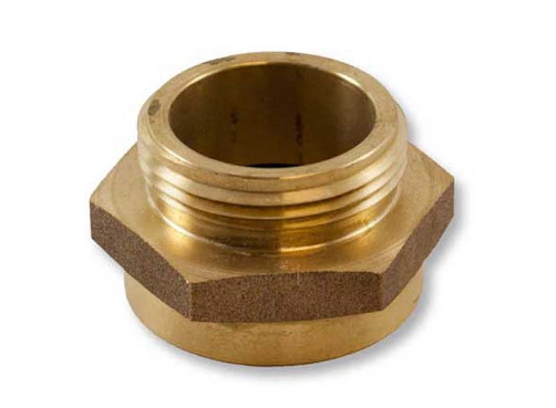 brass fire hose fittings