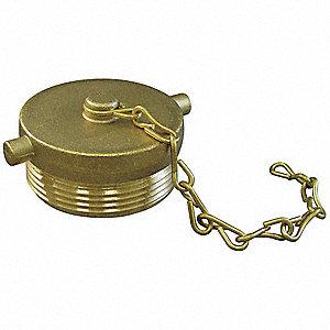 Brass Plug Chain