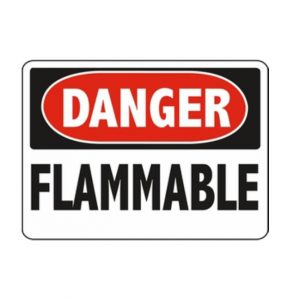 Danger-Flammable