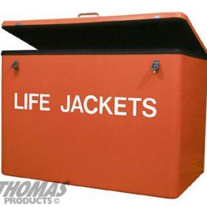 Life Jacket Cabinet