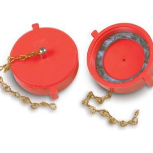 Plastic Cap w Chain