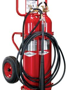 100 lb. Wheeled CO2