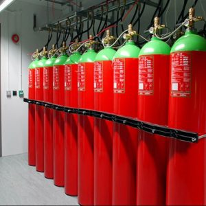 Foreign Fixed Fire Suppression System Service
